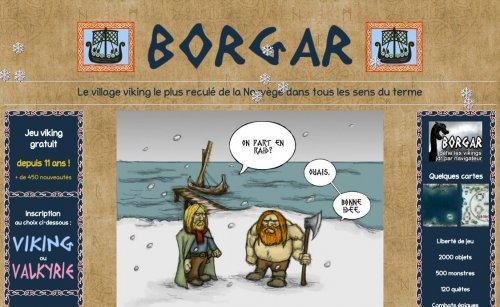 Borgar : Jeu de rôle viking