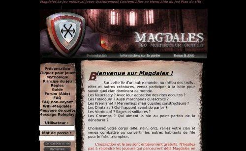 Magdales