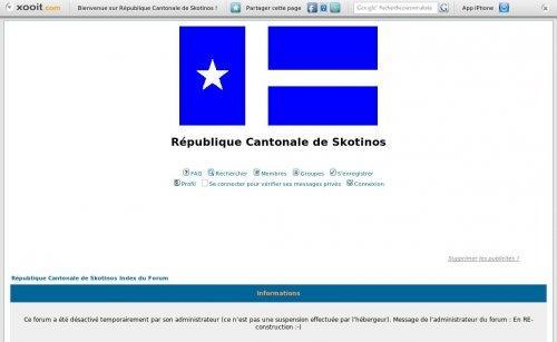 République Cantonale de Skotinos