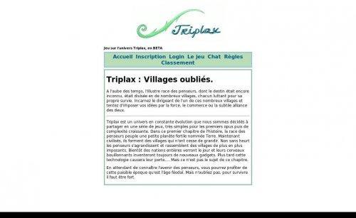 Triplax : Villages oubliés