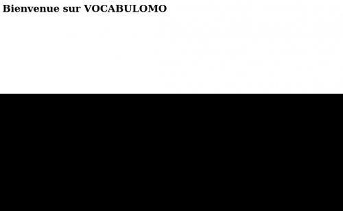 Vocabulomo