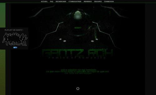 Gantz Remind Of Humanity