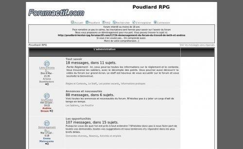Poudlard Hentai Rpg