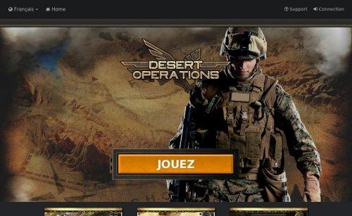 Desert-Operations