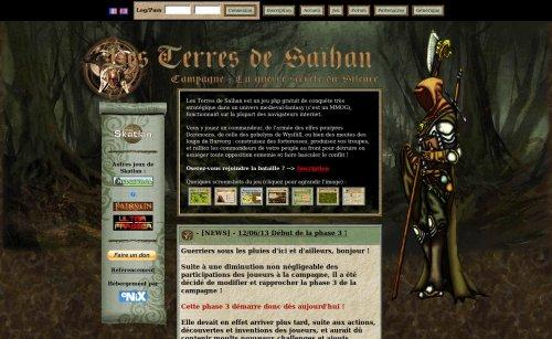 Les Terres de Saïhan