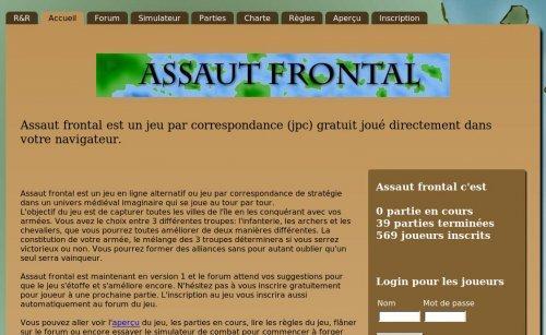 Assaut frontal