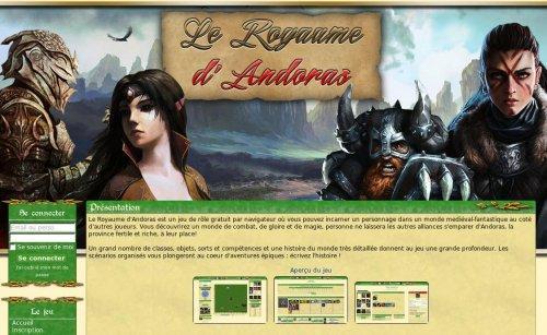 Le Royaume d'Andoras
