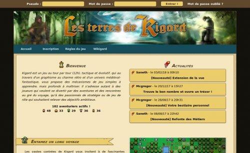 Les Terres de Kigard
