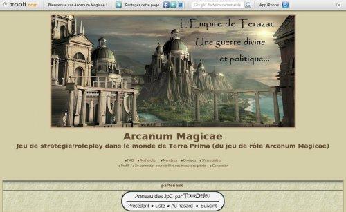 Arcanum Magicae