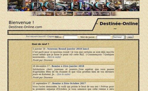Destinee-online