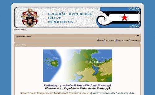 Republique Fédérale de Norduryyk