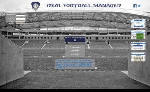 Real Football Manager