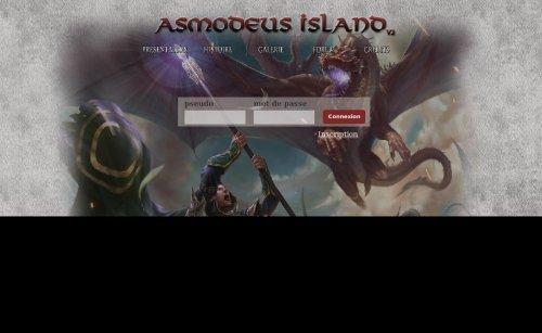 Asmodeus Island