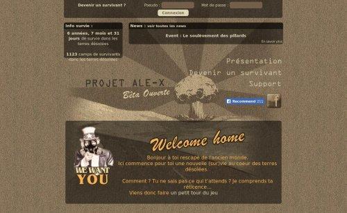 Projet ALE-X