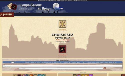 Loups-Garous en ligne