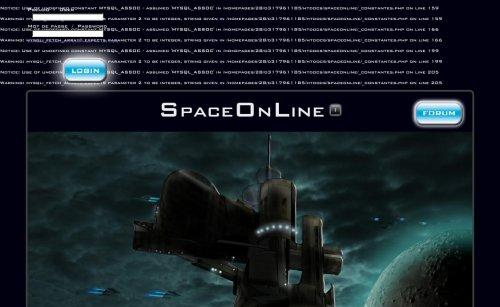 SpaceOnLine