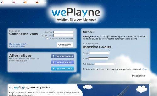 wePlayne