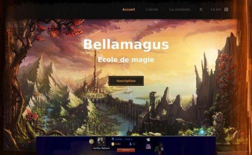 Bellamagus - Ecole de magie