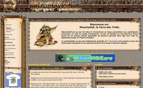 MountyHall - La Terre des Trõlls