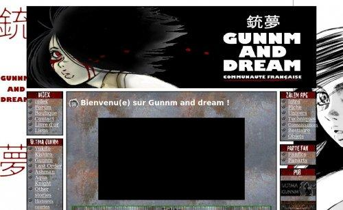 Gunnm And Dream