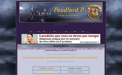 Poudlard P