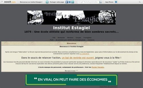 Institut Estagiel