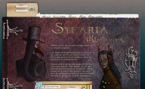 Syfaria, La Rédemption