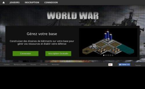 WorldWar