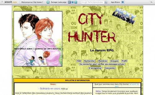 City Hunter Rp