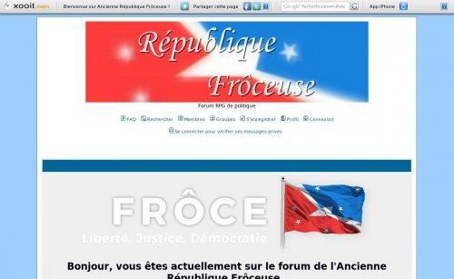 simulation vie politique française