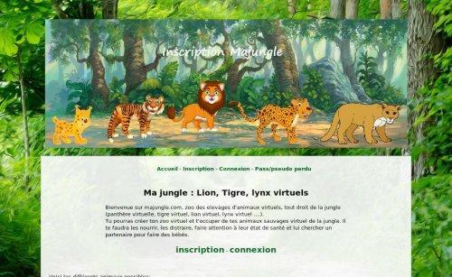 Elevage de tigre
